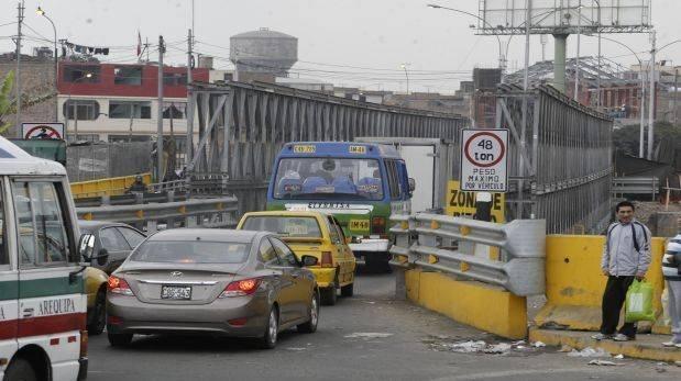 Castañeda: 'Obras en puente Bella Unión se reinician el lunes'