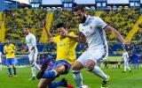 Real Madrid igualó 2-2 con Las Palmas por la Liga Santander