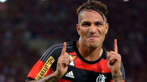 Mira el golazo de Paolo Guerrero en la victoria del Flamengo — YouTube