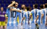 Argentina vs. Egipto: en cuartos de final del Mundial de Futsal