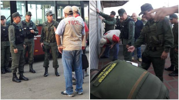 Casi 400 detenidos tras operativo en el mercado Las Pulgas en Zulia