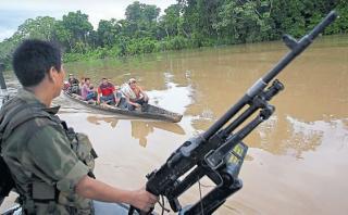 Cuando las FARC cruzaron la frontera hacia Perú