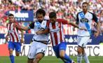 Atlético de Madrid ganó 1-0 a La Coruña por Liga Santander