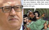 La viñeta que le costó la vida a un caricaturista de Jordania