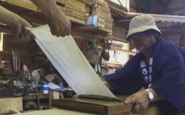 La alta precisión de los trabajadores japoneses en un video