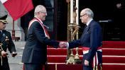 Ejecutivo nombra cinco embajadores en América y Europa