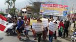 Chosica: vecinos protestan por falta de agua desde hace 8 meses - Noticias de municipalidad de chosica