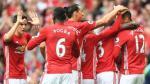 Manchester United goleó 4-1 al Leicester City con gol de Pogba - Noticias de increible paul