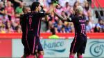 Barcelona goleó 5-0 al Sporting de Gijón con doblete de Neymar - Noticias de lucas castro