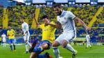 Real Madrid igualó 2-2 con Las Palmas por la Liga Santander - Noticias de javi garcia