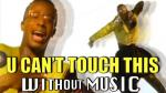 """¿Cómo es el recordado video de """"U Can't Touch This"""" sin música? - Noticias de"""