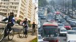 Automóvil, bicicleta o a pie: ¿qué medio es más rápido en Lima? - Noticias de tráfico vehicular