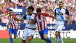 Atlético de Madrid ganó 1-0 a La Coruña por Liga Santander - Noticias de gil vicente