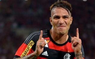 Con gol de Guerrero: Flamengo venció 2-1 a Cruzeiro en Brasil