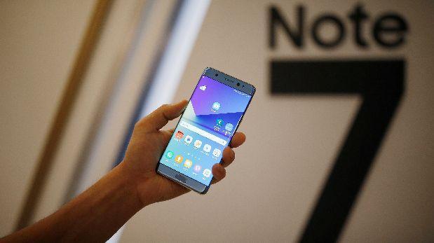 Más de 200.000 personas ya han recibido un nuevo Galaxy Note 7
