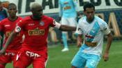 Sporting Cristal goleó a Aurich y es único puntero del torneo