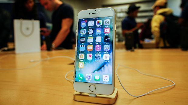 Actualización de iOS 10 soluciona una falla del iPhone 7