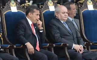 """Pedro Cateriano: """"Lo que vale es que el presidente no indultó"""""""