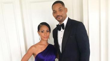 Will Smith: esposa le declaró su amor en día de su cumpleaños