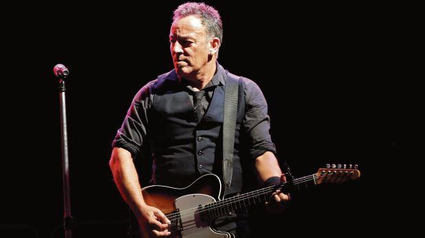 El reconocido cantante, músico y compositor norteamericano Bruce Springsteen publica