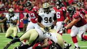 Falcons vs. Saints EN VIVO: se miden en Nueva Orleans por NFL