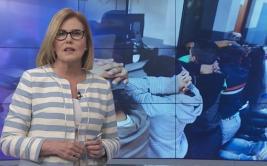 "Mónica Delta volvió como conductora de ""Punto Final"" [VIDEO]"