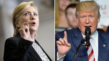 Debate Clinton-Trump: ¿quién es el favorito para ganar?