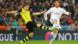 Real Madrid vence 1-0 a Borussia con gol de Cristiano