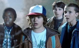 """""""Stranger Things"""": niños actores visitarán la Casa Blanca"""