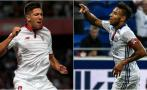 Sevilla vs. Olympique de Lyon: en España en Champions League
