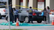 Tiroteo en EE.UU. deja un muerto y nueve heridos [VIDEO]