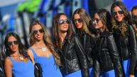 MotoGP: Las bellas Paddock Girls del GP de Aragón [FOTOS]