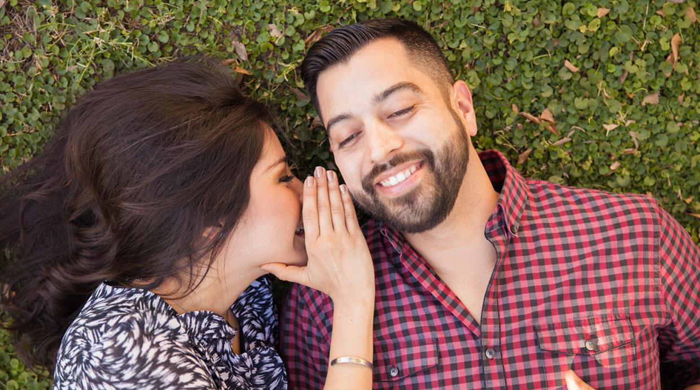 Nueve formas de engreír a tu pareja que no implican cocinar