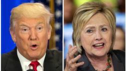 Debate Clinton-Trump: La hora de la pelea por EE.UU. ha llegado