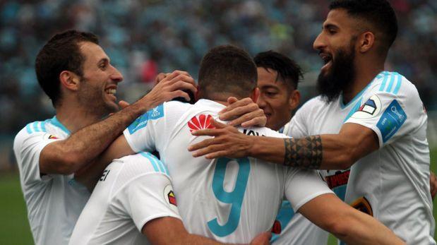 Sporting Cristal golea y se afianza en la punta