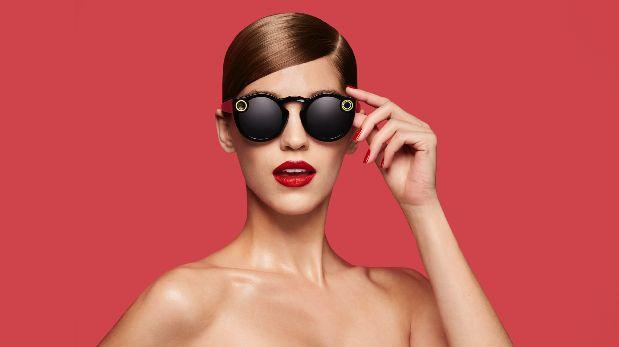 Snapchat lanzará gafas capaces de grabar videos