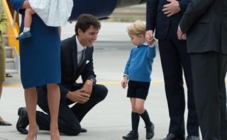 Los desplantes del príncipe Jorge al primer ministro de Canadá