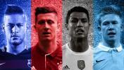Champions League: programación de los duelos de este martes