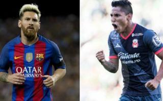 Raúl Ruidíaz pidió que no lo comparen con Lionel Messi