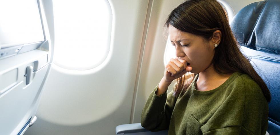 ¿Qué le  pasa con tu cuerpo cada vez que viajas?