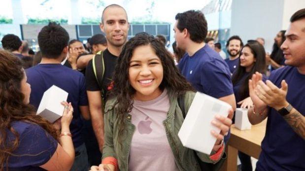 Así se vivió la apertura del primer Apple Store en México
