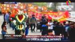 Mausoleo senderista: Revelan nexo de familiares con ideas de SL - Noticias de abimael guzm�n