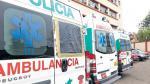 Sanidad PNP en emergencia: hay S/350 mlls que no se invierten - Noticias de luis saenz