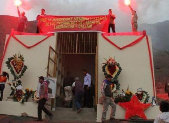 Fiscalía descarta haber autorizado construcción de mausoleo
