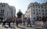 Llegada de turistas creció 6,8% entre enero y julio