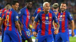 Barcelona vs. Borussia Mönchengladbach por la Champions