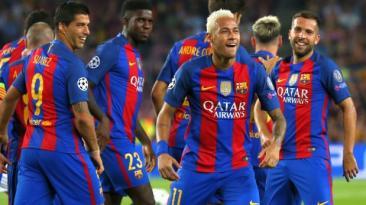 Barcelona vs. Borussia Mönchengladbach: por la Champions League