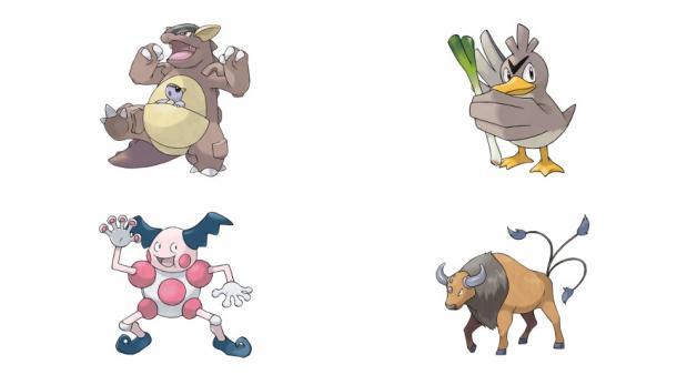 Pokémon Go: los pokémones regionales no nacen de huevos