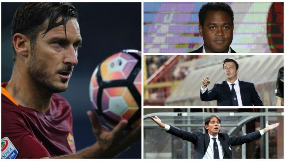 Francesco Totti: lo que hacen otros futbolistas a los 40 años