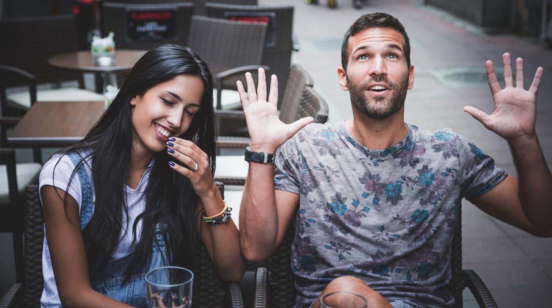 Situaciones que dejan de incomodar si estás con tu pareja ideal